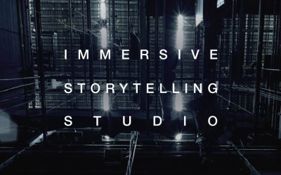 The National Theatre Immersive Storytelling Studio